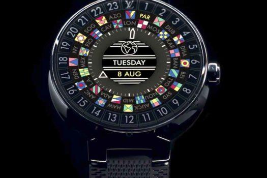 Louis Vuitton Tambour Horizon, lo smartwatch di lusso
