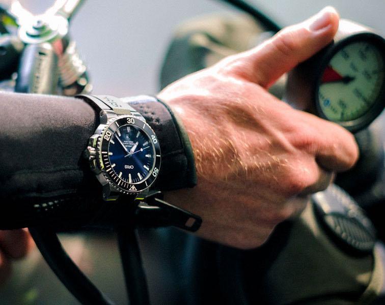 orologio subacqueo oris aquis date