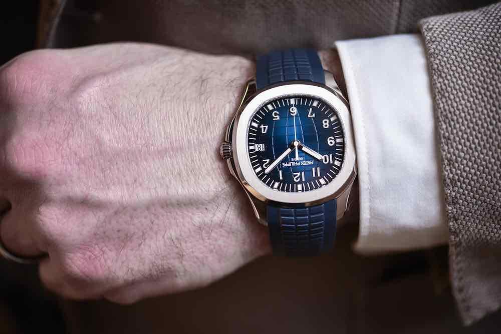 Orologi da collezione: Recensione Patek Philippe Aquanaut 5168G