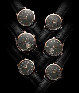 6 orologi delle collezione Vacheron Constantin Traditionnelle