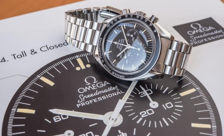 Storia orologio Omega speedmaster Moonwatch