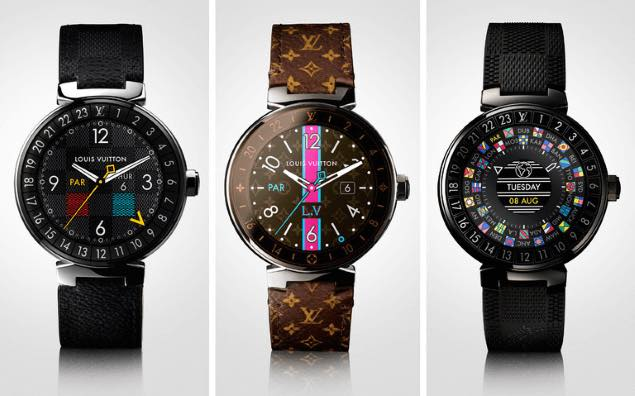 opinioni smartwatch Android Wear Louis Vuitton