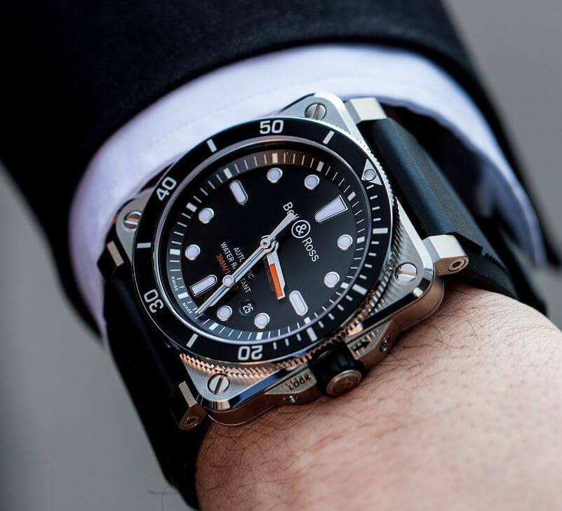 Orologio Bell & Ross - BR 03-92 Diver