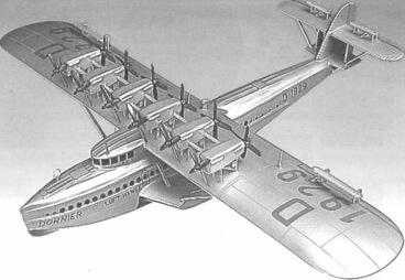 aereo DORNIER DO-X
