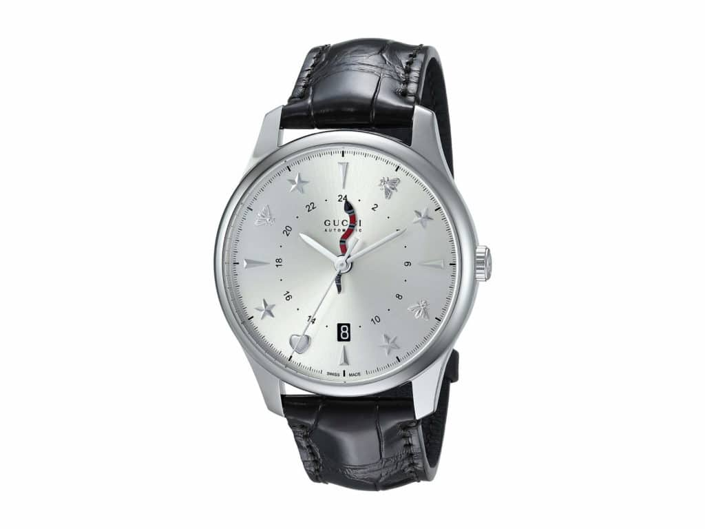 Orologi alternativi Gucci G-Timeless GMT