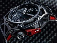 HUBLOT - TECHFRAME FERRARI TOURBILLON CHRONOGRAPH