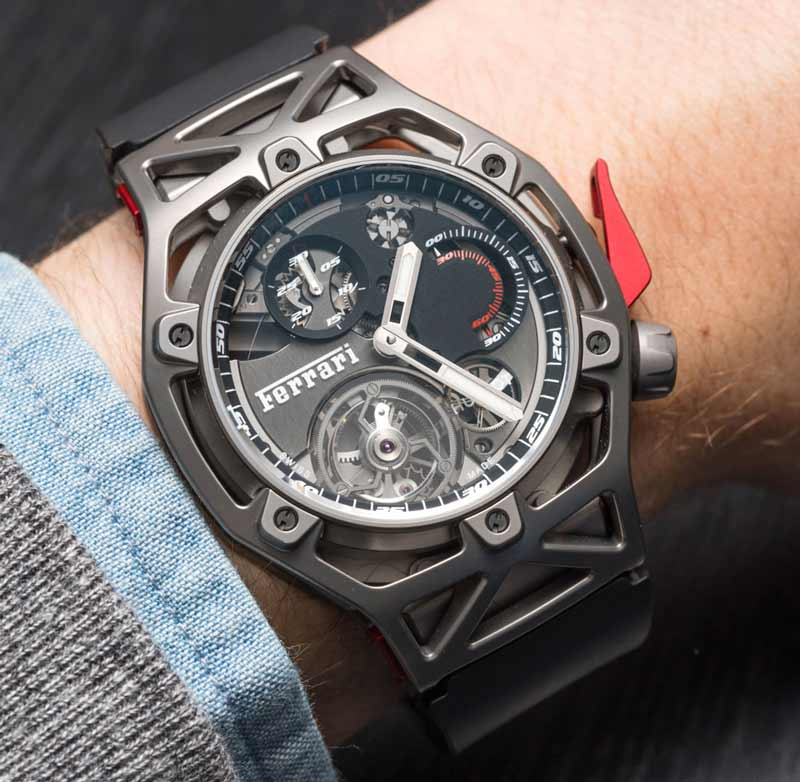 70 Anni Ferrari Hublot Techframe Ferrari 70 Years