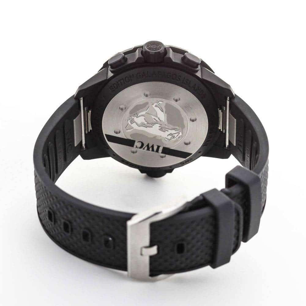 Iwc Galapagos chrono