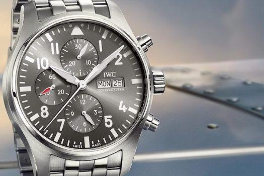 Iwc Spitfire: le caratteristiche e il prezzo dell'orologio