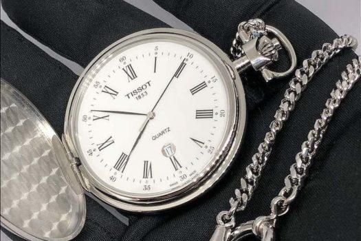 Orologi da tasca Tissot il gusto del revival