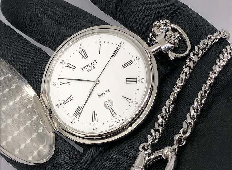 Recensione orologi da taschino Tissot