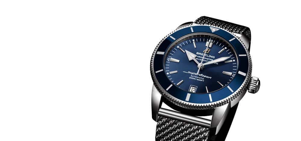 Superocean Héritage II 46 - Breitling
