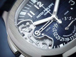 "Patek Philippe Aquanaut Travel Time Ref. 5650G ""Advanced Research"""
