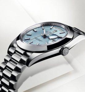 Rolex Day-Date 40 Platinum president