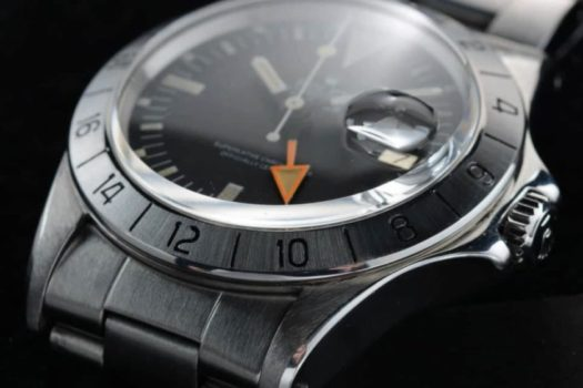 Rolex freccione (Rolex Explorer II Ref. 1655)