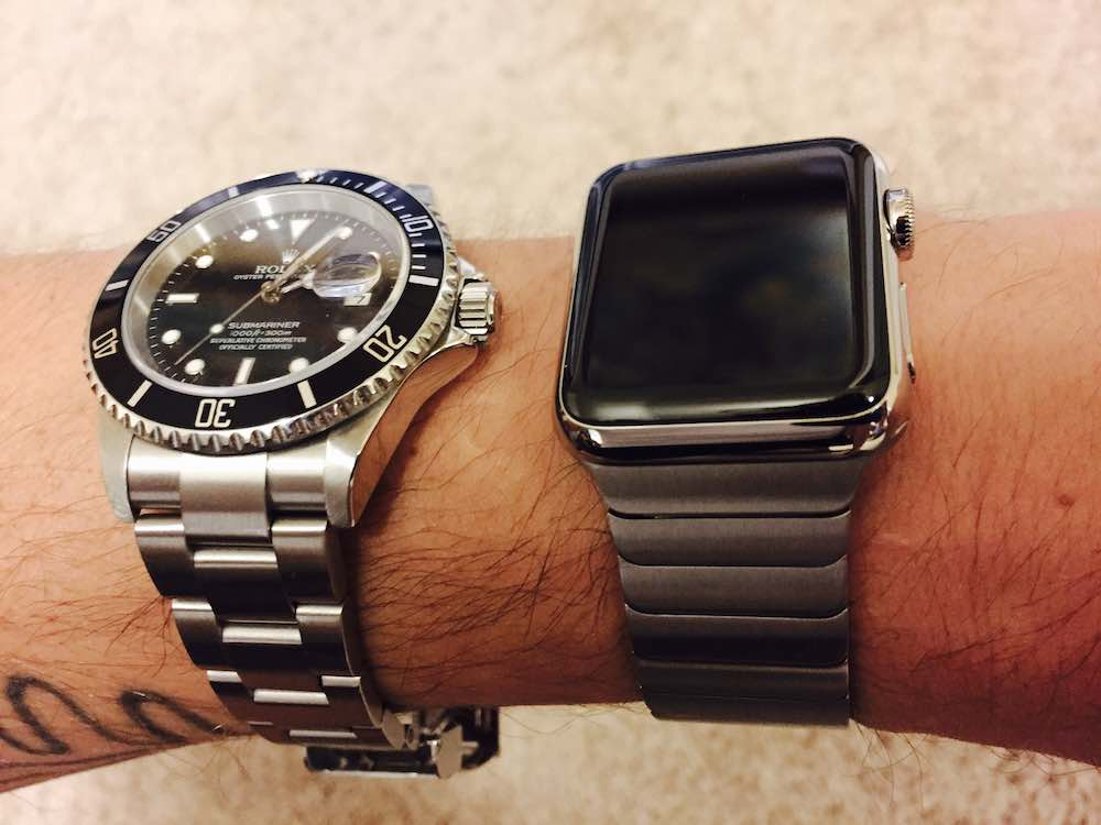 il punto Smartwatch VS lancette