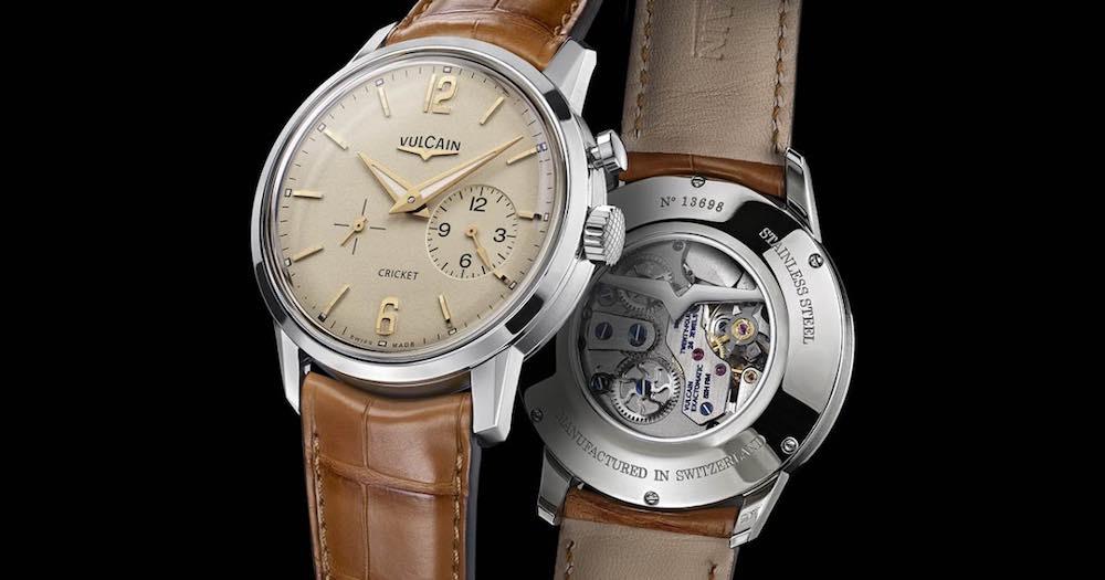Orologio con SveGLiariNo Vulcain 50s Presidents' Watch