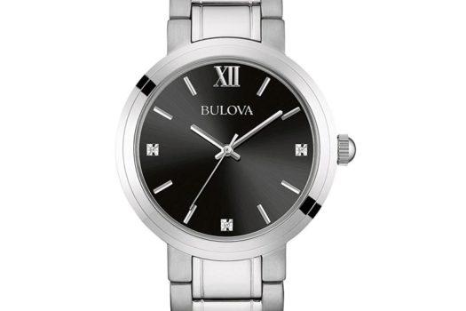 Bulova diamond 96d124: un orologio con diamanti davvero economico!