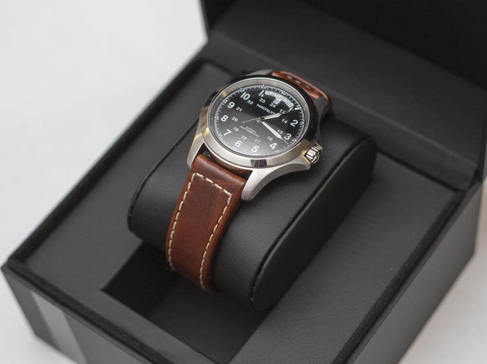 Hamilton Khaki King Series Automatic H64455533