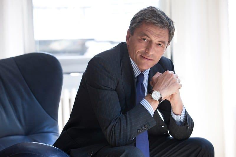 Massimo Carraro, proprietario della «Morellato»,