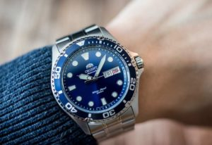 orologio subacqueo Orient Ray II