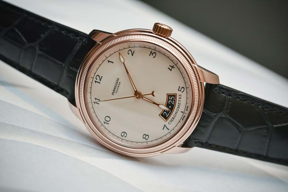 Orologi Parmigiani Fleurier Toric Chronometre