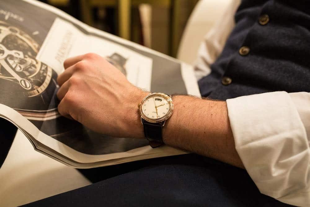 SIHH 2017: Parmigiani Fleurier Toric Chronometre
