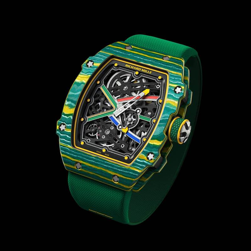 "Richard Mille RM 67-02 Automatic ""SPRINT & HIGH JUMP"""