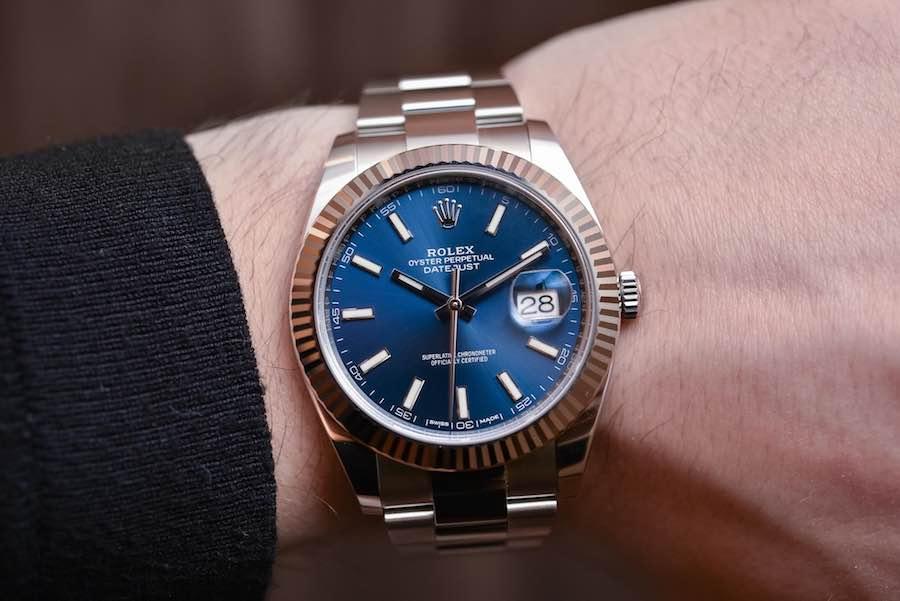 orologio Rolex Datejust 41 ref. 126334