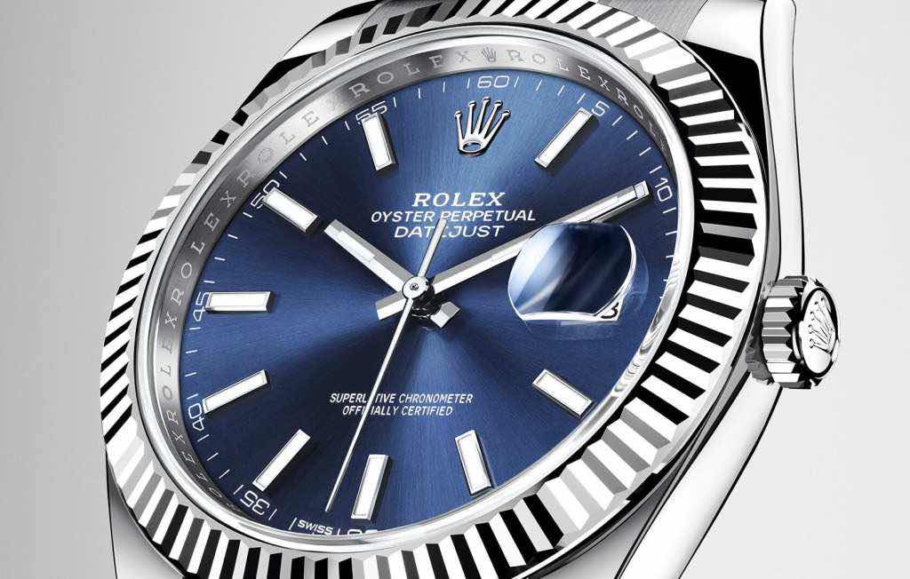 Rolex Date Just 2 Oyster Perpetual Datejust 41