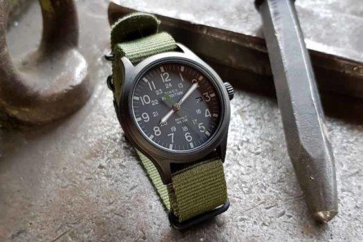 Timex Expedition Scout: Recensione e prezzo dell'orologio dallo stile militare ed economico