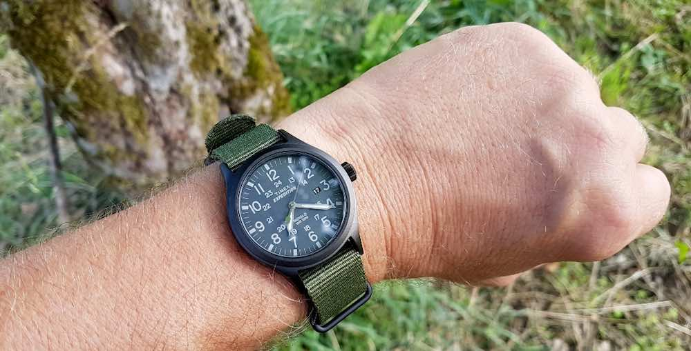 Recensione  Timex - Expedition Scout TW4B04700