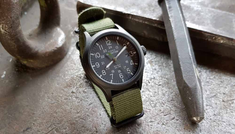 orologio militare Timex - Expedition Scout TW4B04700