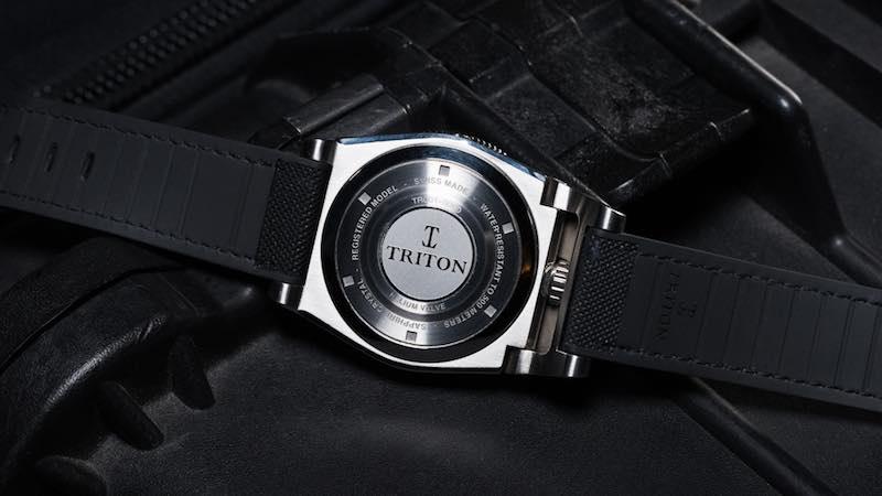 orologi subacquei Triton Subphotique