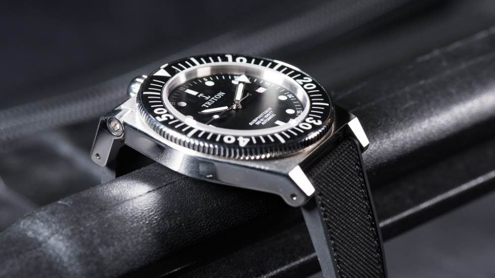 Triton Subphotique Watch