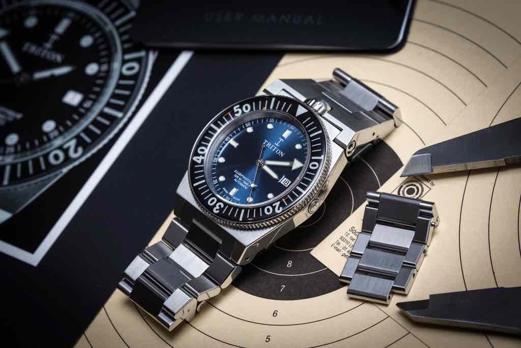 orologio Triton Subphotique