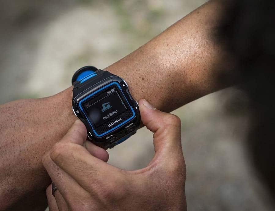 Orologio con GPS Garmin Forerunner 920XT