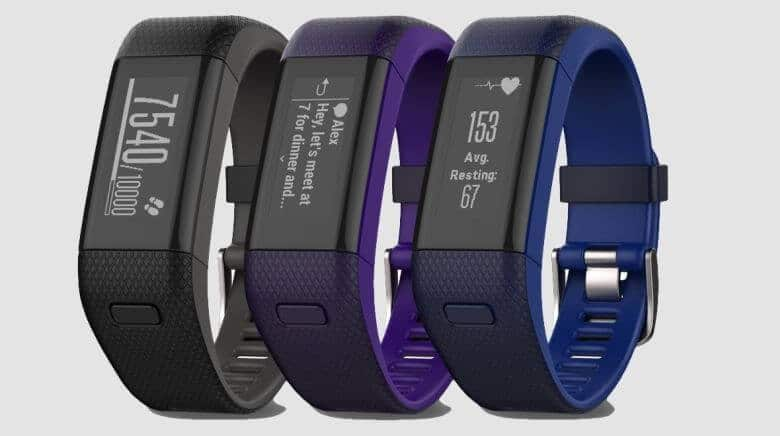 Garmin Vivosmart HR+ Fitness
