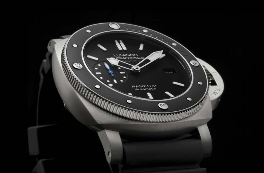 PANERAI SUBMERSIBLE 1950 3 DAYS