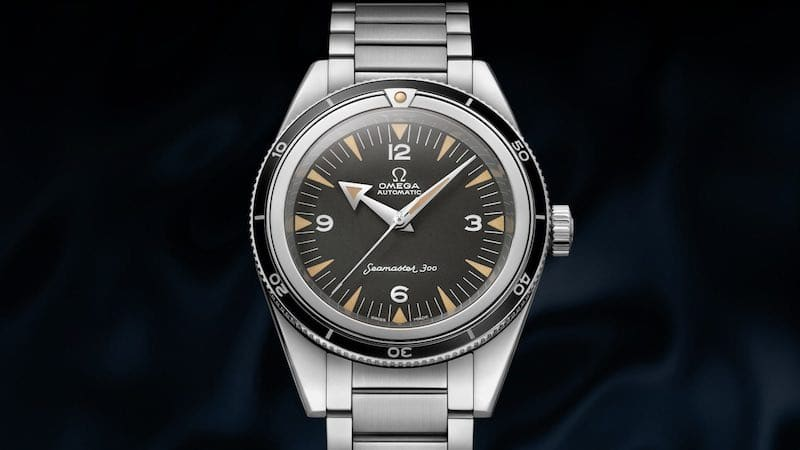 Omega Seamaster 300 60th Anniversary Limited Edition Master Chronometer con cassa da 39mm