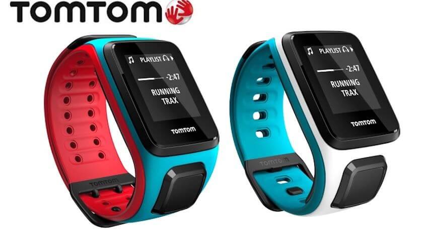 TomTom Runner 2 Cardio GPS Fitness