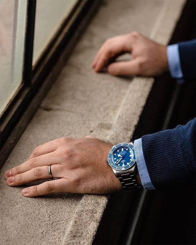 Tudor Pelagos blu 25600TB