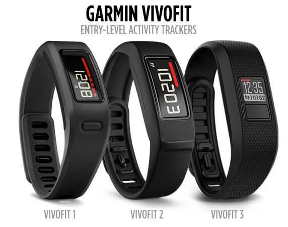 orologi garmin vivofit