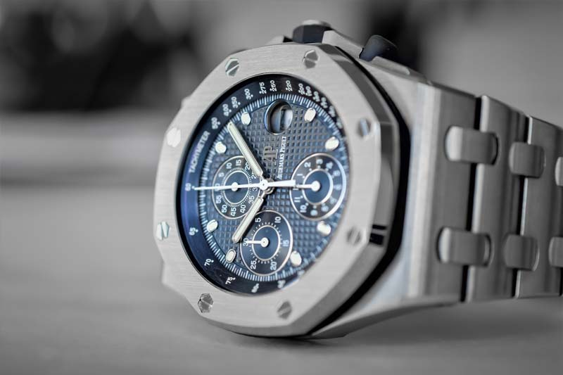 Audemars Piguet Royal Oak Offshore REF. 26237ST.OO.1000ST.01 IN ACCIAIO.