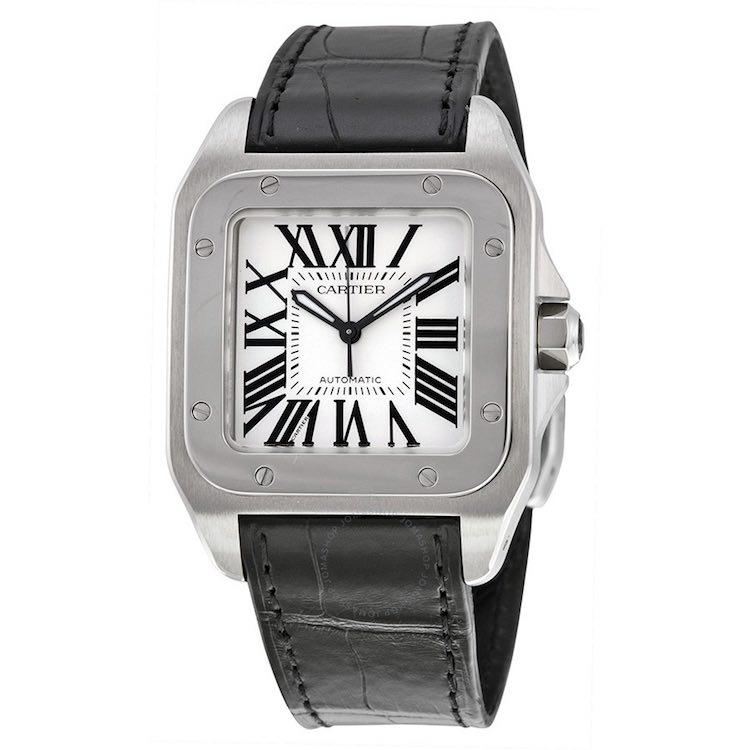 Modello di orologi CARTIER Santos 100
