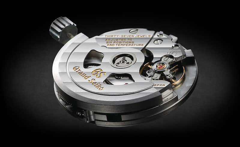 Grand Seiko Caliber Number 9S85 / 9S85A Movement Type Automatic (Hi-Beat) Jewels 37
