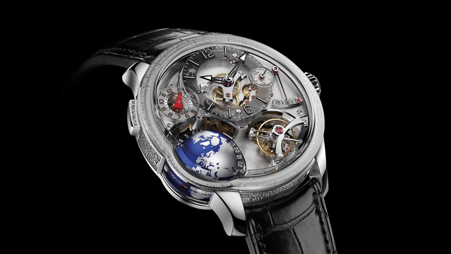Nuovo Greubel Forsey GMT Earth