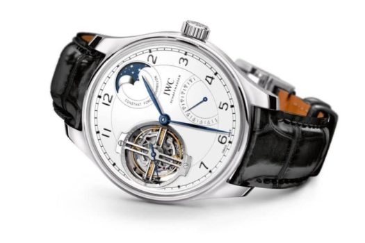 IWC Portugieser Constant Force Tourbillon Edition 150 years
