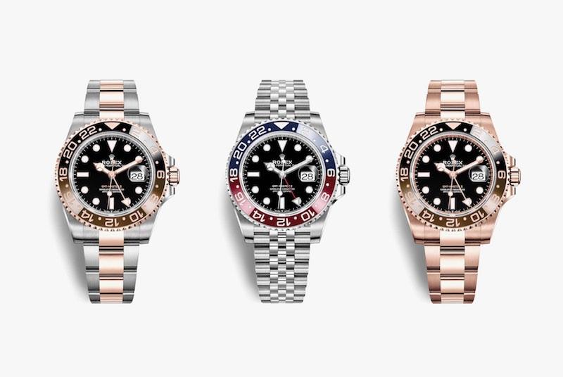 Rolex GMT-MasterII 2018