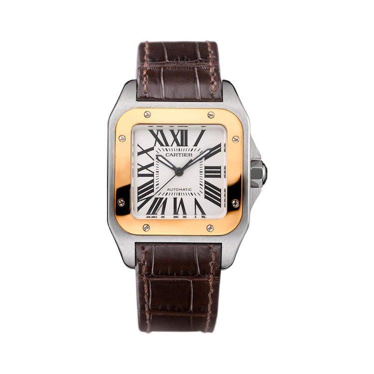 Cartier Santos 100 W20107X7